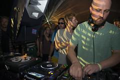DJ @ Boiler Room // Dekmantel Festival (Merlijn Hoek) Tags: amsterdam festival fotografie festivals zaterdag fotograaf 2013 fotografiemerlijnhoek dekmantel festivalfotos lastfm:event=3553348