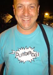 02 FIESTAS VITORIA 2013 - Euskera (Fotos de Camisetas de SANTI OCHOA) Tags: paisvasco tipografia euskera
