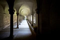 Kaiserdom Kreuzgang 1 (GeraldGrote) Tags: kirche sulen kaiserdom bogengang knigslutter