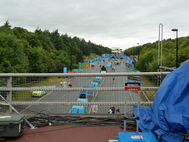 Start of The Great North Run
