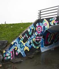 Razor Sharp (Tekar !) Tags: ocean urban streetart canada abstract art fog digital newfoundland painting graffiti frozen freestyle drawing style structure atlantic sharp urbanart electronica organic graff razor eastcoast razorsharp massmedia tekar graffuturism pegboardnerds frozenoceangraffiti