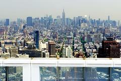 7 World Trade Center Roof (Tony Shi Photos) Tags: world roof rooftop skyline view manhattan 7 center midtown seven esb empirestatebuilding trade lowermanhattan 7wtc downtownmanhattan 7worldtrade silversteinproperties
