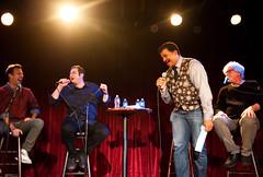 StarTalk Live at the Bell House (navid j) Tags: nyc newyorkcity brooklyn comedy space science robots eugenemirman bellhouse neildegrassetyson startalk startalklive