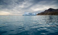 Iceberg (RWYoung Images) Tags: sea mountain seascape ice canon landscape north arctic iceberg rwyoung 5d3