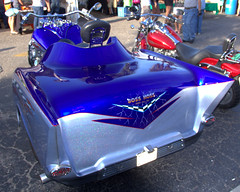 Custom Chevy Trike (char1iej) Tags: blue girls fall sc bike bar canon eos myrtlebeach rally harley chick 350 babes carolina motorcycle customized hd custom bikers bosshoss 2013 60d beaverbar charliej char1iej charliejphotography