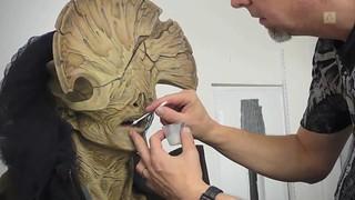 電影知名怪獸、怪物 特效化妝演員紀錄片『Men in Suits』