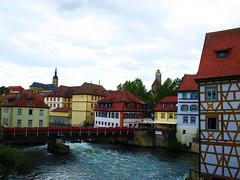 El ro (Jesus_l) Tags: agua europa bamberg alemania babiera jesusl