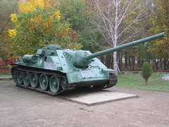 "SU-100 Krasnodar (1) • <a style=""font-size:0.8em;"" href=""http://www.flickr.com/photos/81723459@N04/10704088195/"" target=""_blank"">View on Flickr</a>"