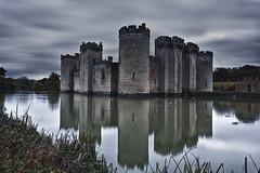 Bodiam Castle #2 (JamboEastbourne) Tags: england castle sussex bodiam moat est medevial moated