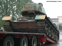 """T-34 85 (63) • <a style=""""font-size:0.8em;"""" href=""""http://www.flickr.com/photos/81723459@N04/11248132933/"""" target=""""_blank"""">View on Flickr</a>"""