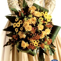 "Hand Tied Bouquet <a style=""margin-left:10px; font-size:0.8em;"" href=""http://www.flickr.com/photos/111130169@N03/11308694435/"" target=""_blank"">@flickr</a>"