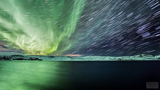 Northern Lights & Star Trails - Mark II