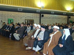 Sheikh at a community event in Sydney