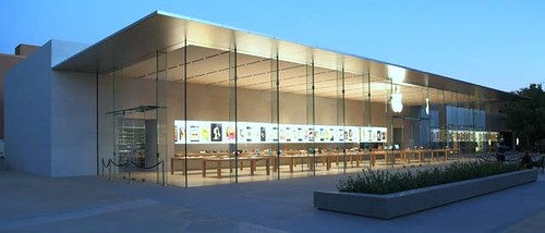 Apple Standford 2, Palo Alto - New Store Design. Foto: Courtesy of Forbes (www.forbes.com)