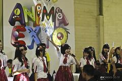 Ghaida (EXpersia) Tags: hello stella expo melody fest anima nabilah ghaida jkt48