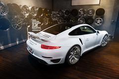 Porsche 991 Turbo S on ADV5.0 CS|Series (wheels_boutique) Tags: cars wheels turbo porsche 991 turbos adv1 wheelsboutique adv1wheels adv50 wheelsboutiquecom 991tt