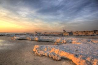 Blavand Ice Age