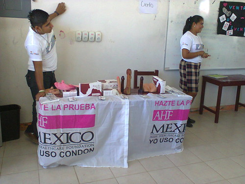 International Condom Day: Mexico