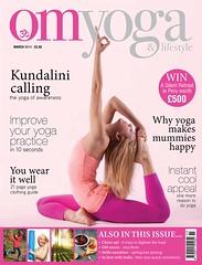 om_march (Matt Fricovsky ::: www.mattf.me) Tags: yoga cover om omyogamagazine