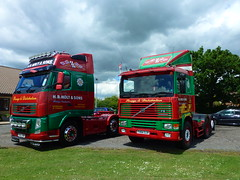 HB HOLT (seanofselby) Tags: show volvo diesel holt fh hb f12 howden eastrington