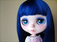 Mi tristoncilla azul