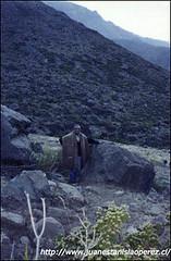 Viaje de estudio a la Cordillera de Los Andes. San Esteban, V Región, 2002.