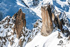 L'arête des Cosmiques (Jool CHX) Tags: montagne glacier neige chamonix glace alpinisme aiguilledumidi alpinistes arêtedescosmiques chainedumontblanc