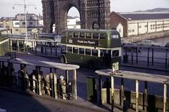 Shore Terrace (Dundee City Archives) Tags: bus buses docks waterfront dundee busstation royalarch earlgreydock shoreterrace kingwilliamivdock olddundeephotos
