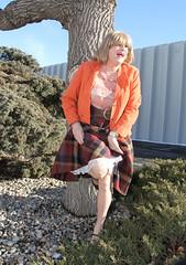 new99201-IMG_3503t (Misscherieamor) Tags: tv feminine cd tgirl transgender mature sissy tranny transvestite crossdress ts gurl petticoat tg travestis travesti travestie m2f plaidskirt xdresser tgurl slipshowing