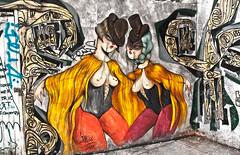 Street art, Shoreditch
