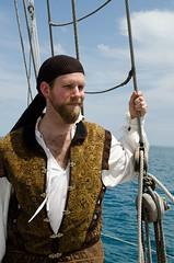 """Marvin Frobisher"" (Pahz) Tags: chicago pirates windy lakemichigan greatlakes navypier tallship bristolrenaissancefaire chicagoillinois joshballard tallshipwindy bristolpirates"
