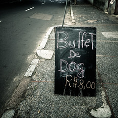 Buffet de dog