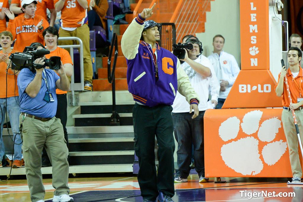 Clemson Photos: kjmcdaniels, 20142015, Basketball