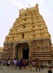 Ranganathaswamy Temple, Srirangapatna - Karnataka, India (Akbar - Web Designer and Freelance Photographer) Tags: temple srirangapatna ranganathaswamy