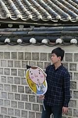 Please be quiet - 1 (Jean (tarkastad)) Tags: portrait korea seoul southkorea tarkastad  core   soul coredusud