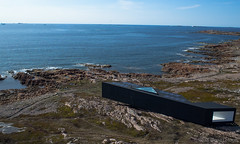 Aerial View of the Long Studio from Shorefast Foundation (Pierre Lesage) Tags: canada newfoundland island kap cod fogo ricohgr kiteaerialphotography fogoisland autokap pierrelesage longstudio kapstock tahitipix deltar11 toddsaundersarchitecture