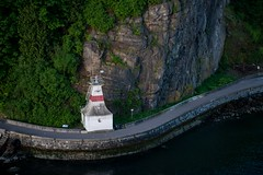 DSC_3581 (Copy) (pandjt) Tags: lighthouse vancouver britishcolumbia stanleypark prospectpoint prospectpointlighthouse