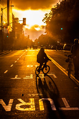 Oakland 2010 (Thomas Hawk) Tags: california sunset usa bike bicycle oakland riot unitedstates fav50 unitedstatesofamerica protest eastbay riots fav10 fav25 fav100 oscargrant oaklandriots johannesmersehle oaklandca070810 oaklandriots2010