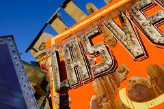 LAS VEGAS (Sam Scholes) Tags: neon sign las vegas trip nevada vacation anniversary museum lasvegas neonsign neonsignmuseum unitedstates us