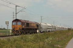 EMD 968702-247 - JT42CWR - ECR 66247 / Bourbourg