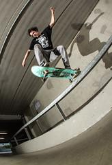 Flix , transfert tailslide bs / Rennes (yoann.cailleteau) Tags: wes kremer transfert tailslide back skate mafia blanko canon 7d 10mm renne rennes papyrus rail