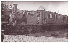 Southern Steam Locomotive 2678 at Robertsbridge, East Sussex. (ManOfYorkshire) Tags: terrier steam engine locomotive tank lbscr southern britishrailways 78 678 2678 32678 preserved kentandeastsussexrailway knowle photograph robertsbridge eastsussex