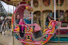 pink happiness (RadarOReilly) Tags: merrygoround funfair kirmes karussell jahrmarkt