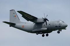 2706  Alenia  C-27J  Spartan C27 ROF - Romanian Air Force EYSA 14L (sauliusjulius) Tags: force air romanian spartan rof 2706 alenia 14l 4175 c27j l2t eysa 4a35af