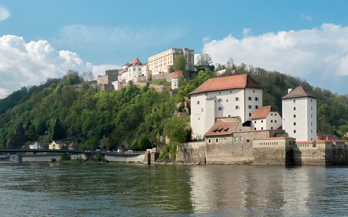 Passau - Bavaria - Germany - 160502