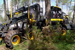 Forexpo 2016 (4) (TrelleborgAgri) Tags: forestry twin tires trelleborg skidder t480 forexpo t440