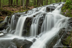 1watermark (Brian M Hale) Tags: new trees fall water forest river waterfall woods rocks stream long exposure brian newengland nh hampshire falls brook milford tucker hale brianhalephoto
