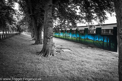 "Changing rooms at Pontcanna playing fields • <a style=""font-size:0.8em;"" href=""http://www.flickr.com/photos/32236014@N07/27233383154/"" target=""_blank"">View on Flickr</a>"