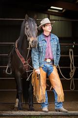 Western Portrait (b_mccarley) Tags: portrait horses horse animal mare western morgan equestrian equine horsemanship gelding horsesatliberty