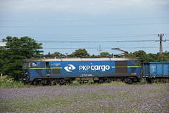 PKP CARGO ET22-2004 , Wrocaw 18.06.2016 (szogun000) Tags: railroad electric train canon tren engine poland polska rail railway cargo locomotive coal trem treno freight e30 locomotora lokomotive wrocaw pkp mainline locomotiva pocig   lokomotywa elektrowz lowersilesia dolnolskie dolnylsk towarowy et22 pkpcargo canoneos550d canonefs18135mmf3556is d29275 et222004
